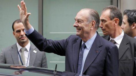 Jacques Chirac est mort