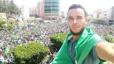 L'activiste du Hirak Fodil Rahmoune de nouveau devant la justice