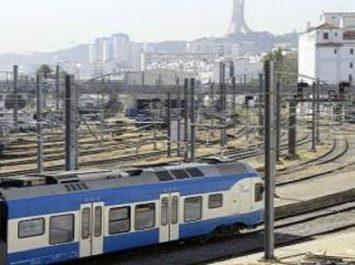 SNTF : nouveaux horaires des trains de banlieue algéroise