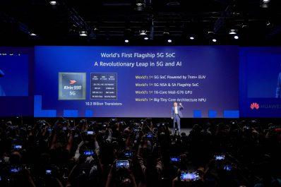 Huawei dévoile le premier SoC Flagship 5G au monde, qui équipera la série Mate 30