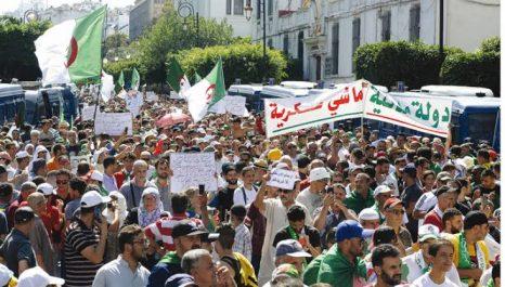 Thomas Serres : «les Européens gagneraient à soutenir la révolution algérienne, surtout s'ils tiennent à limiter les migrations»»