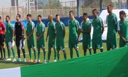 Jeux mondiaux militaires/Football: l'Algérie termine sur le podium