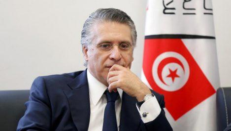 Tunisie/présidentielle : La demande de libération du candidat Nabil Karoui rejetée par la justice
