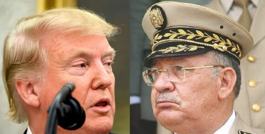 L'Algérie risque des sanctions américaines pour avoir commandé des avions de chasse russes