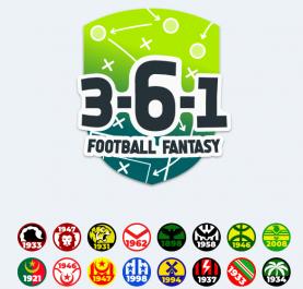 3-6-1 Football Fantasy : Un jeu Fantasy Football dédié au championnat algérien.