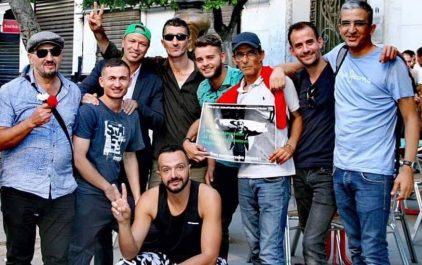 Arrêtés le 33e vendredi à Alger, les cinq militants du RAJ placés sous mandat de dépôt