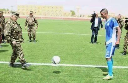 Gaid Salah assistera demain à la finale de la Coupe d'Algérie militaire