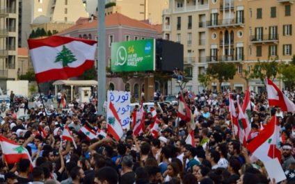 Vaincu par la rue, le premier ministre du Liban démissionne
