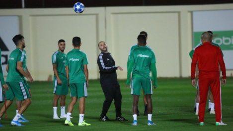 Algérie – RD Congo, ce soir, à 20h45 au stade Mustapha-Tchaker de Blida : Premier test avant la Zambie