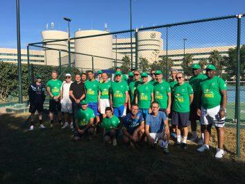 Sheraton Club des Pins et Unicef Algérie Le tennis au service de l'humanitaire