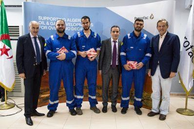 PETROFAC forme la future génération de travailleurs algériens