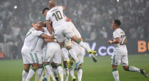 Algérie 3 – Colombie 0 : Quand Lille devient algérienne !