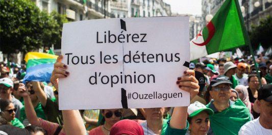 2 ans de prison requis contre 3 manifestants à M'Sila
