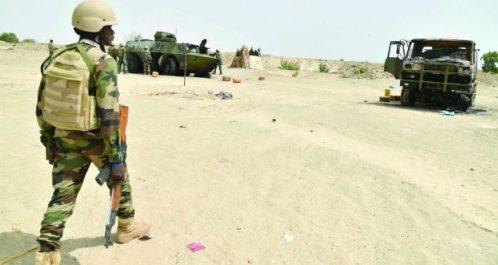 Attaque terroriste contre une base militaire au Niger : Le premier bilan fait état de dix morts