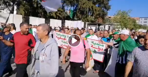 Grandiose démonstration de force du Hirak à Jijel