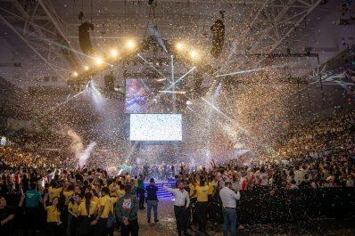 QNET célèbre 21 ans de succès continu, avec plus de 10 000 entrepreneurs à la convention mondiale V-Malaysia