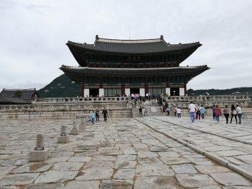 Semaine Coréenne sur Algerie360.com : à la découverte du palais royal Gyeongbokgung
