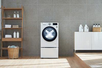 LG Electronics lance un nouveau lave-linge à chargement frontal de avec IA DDM™ en Algérie