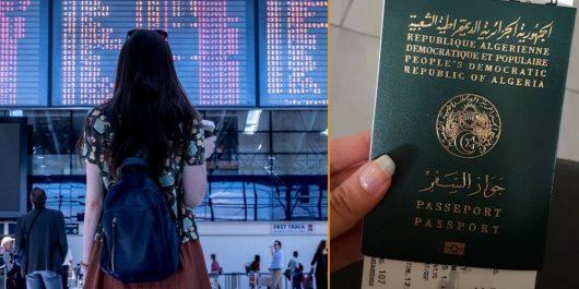 Classement des passeports les plus puissants : Le passeport algérien mal classé