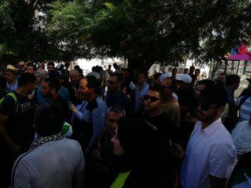 Vidéo : 35ème mardi de protestation à Constantine