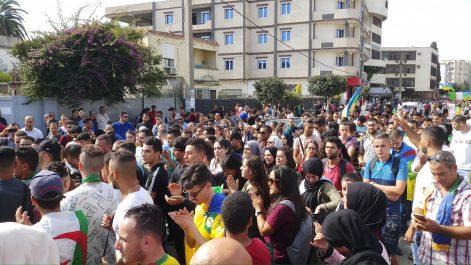 Vidéo : 35ème mardi de protestation à Béjaïa