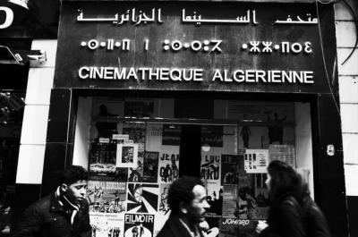 Projection d'une sélection de courts métrages à la cinémathèque d'Alger