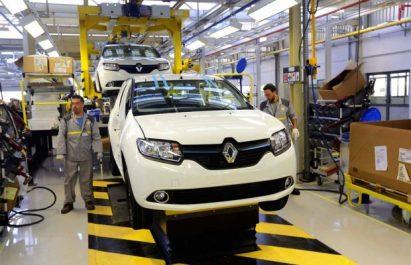L'usine Renault Algérie de nouveau en activité en 2020