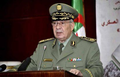 Il réitère la détermination de l'ANP à tenir la présidentielle : Les rappels de Gaïd Salah