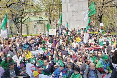 Elles auront lieu les 5 et 6 octobre en Europe et en Amérique du nord : Marches de la diaspora pour les droits de l'Homme en Algérie