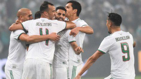 Algérie 3 – Colombie 0 : Phénoménal !