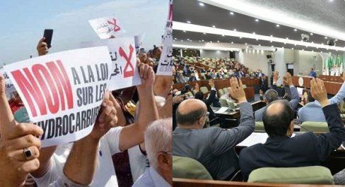 Le projet de loi sur les hydrocarbures rencontre des oppositions au sein du parlementaire