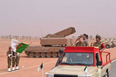 La forte hausse des ventes d'armes canadiennes à l'Algérie soulève des inquiétudes