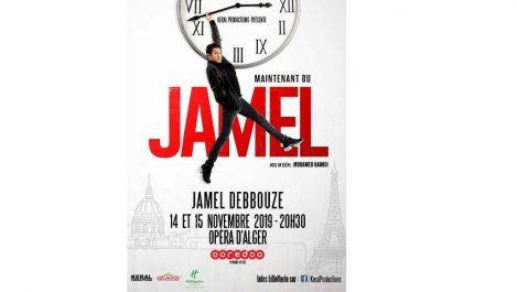Jamel Debbouze à Alger : Le spectacle reporté !