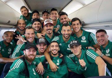 Les chaines de diffusion du match Algérie – Colombie