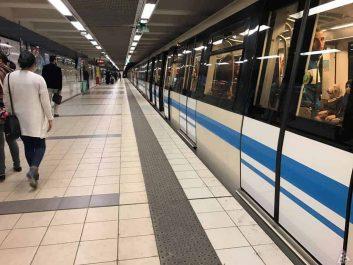 Ligne de métro vers l'aéroport : Ce sera en 2023
