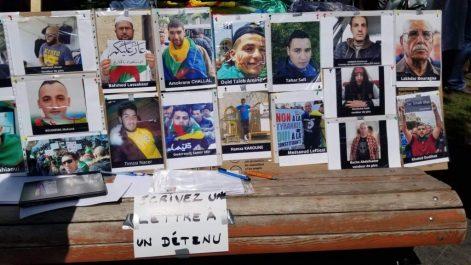 Dix détenus du Hirak vont entamer une grève de la faim !