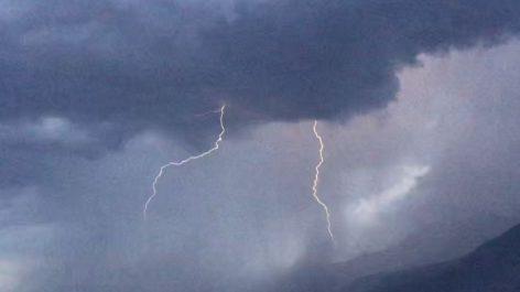 Alerte météo: Fortes averses orageuses attendues dans plusieurs wilayas de l'Ouest