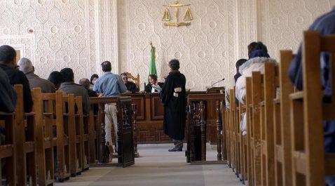 Tentative de suicide au tribunal de Cité Djamel à Oran