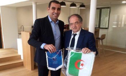 Algérie-France (amical): rencontre Zetchi-Le Graët «fin janvier 2020» à Alger