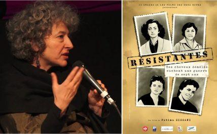 L'extrême droite française empêche la projection du film «Résistantes » de Fatima Sissani