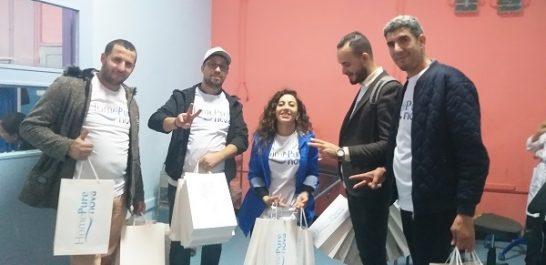 QNET fait don de produits HomePure au profit de l'hôpital de Beni Messous et du Foyer des Personnes Agées de Bab Ezzouar