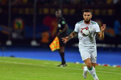 QCAN 2021 : l'Algérie s'impose face au Botswana