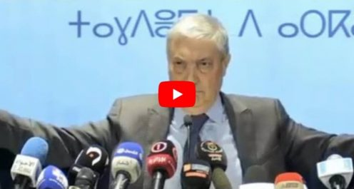Ali Benflis répond aux opposants à la présidentielle du 12 décembre