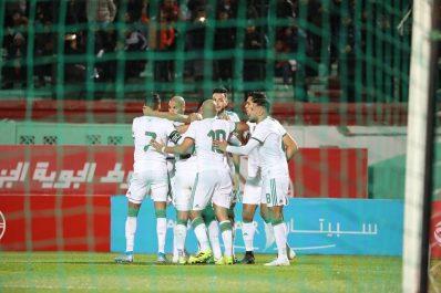 Les chaines de diffusion du match Algérie – Botswana