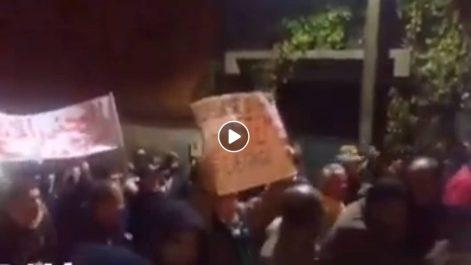 Manifestation nocturne contre la présidentielle à Sétif