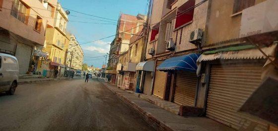 Marche réprimée à Tichy hier : rassemblements et grève générale aujourd'hui
