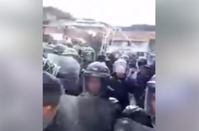 Un rassemblement anti-élection réprimé à Béjaia