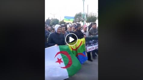 Nouvelle manifestation contre la présidentielle ce samedi à Bouira