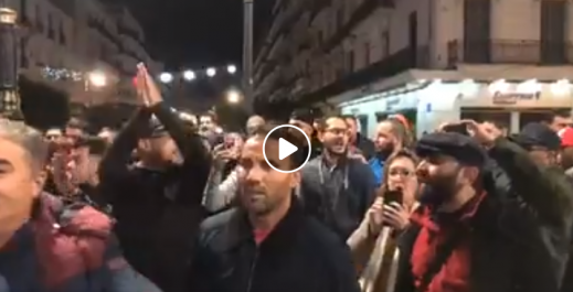 Nouveau rassemblement anti-présidentielle à la place Audin d'Alger