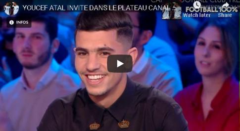 Vidéo | Youcef Atal invité du « Canal Football Club »